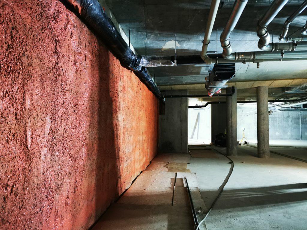 Ściany szczelinowe